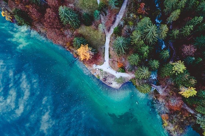Alt Spaur Lago di Tovel